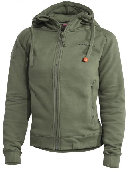 Pentagon Aphrodite Sweater - Damen Kapuzenjacke