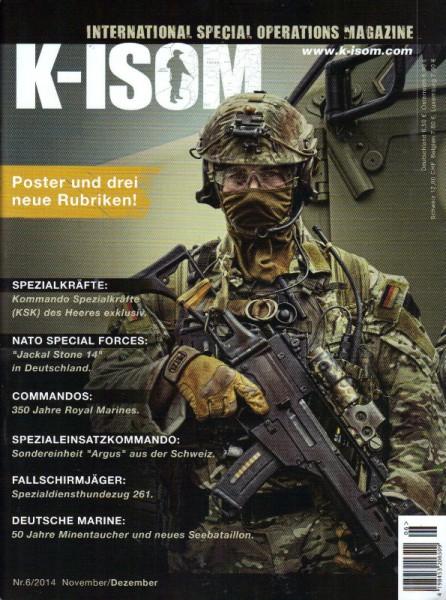 KISOM Ausgabe Nr. 6/2014 November / Dezember