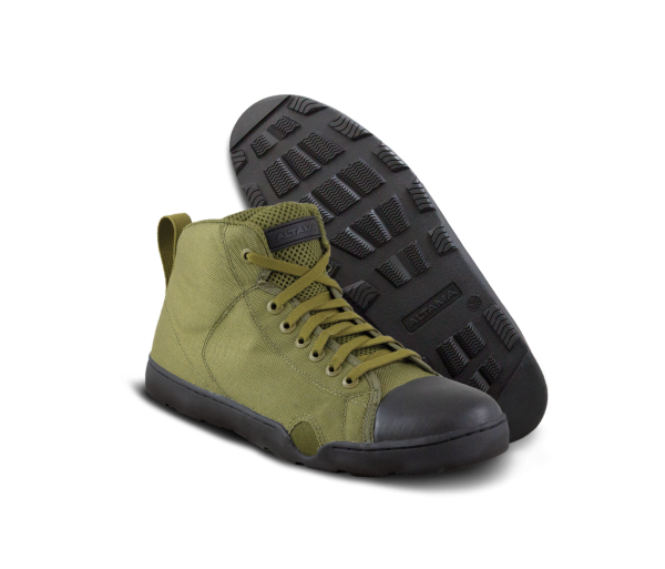 Altama OTB Maritime Assault Mid - US Edition Grey / Oliv