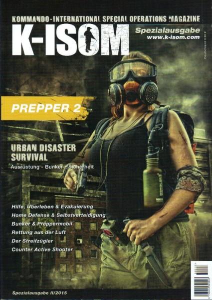 KISOM Spezialausgabe 2015 Prepper 2