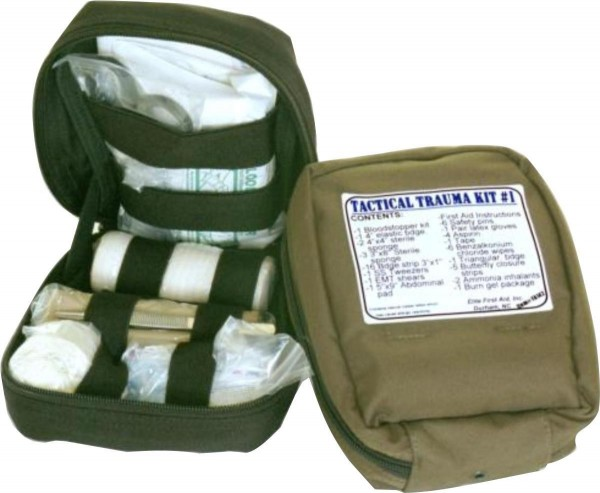 Voodoo Tactical Trauma Kit inkl. Inhalt