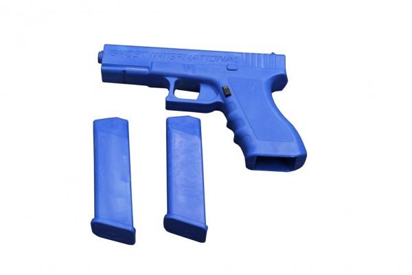 Glock 17 Trainingswaffe mit Magazinen zum Wechseln
