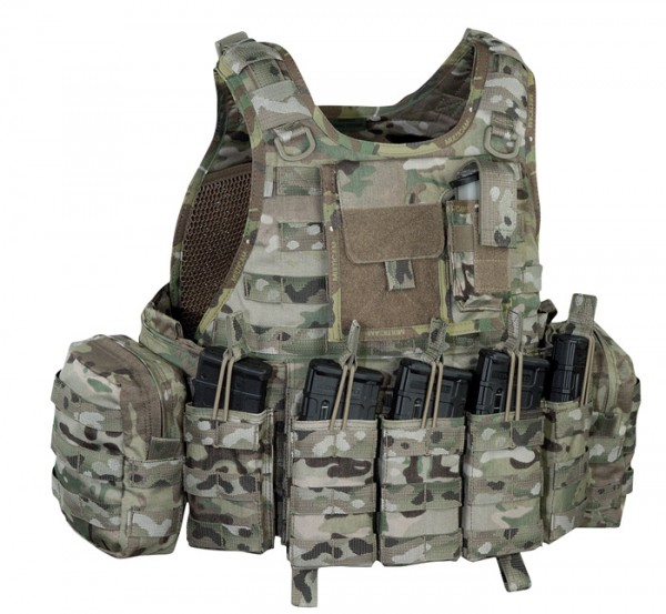 WAS RICAS Compact Plate Carrier M4